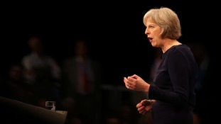 May: High levels of immigration threaten UK cohesion