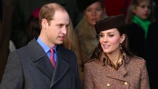 Amner Hall is the home of the Duke and Duchess of Cambridge