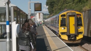Borders Railway re-opened in September