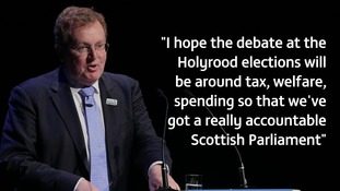 Scottish Secretary and South of Scotland MP David Mundell
