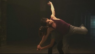 Still image from Iris Prize festival montage video