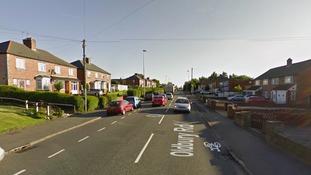 Oldbury Road in Rowley Regis