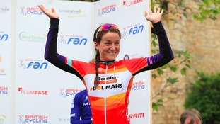 Lizzie Armitstead: I know I'm going to get married in Yorkshire