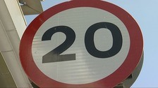Drivers face the prospect of a 20 mph limit becoming standard on inner-city roads.