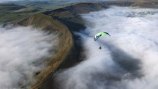 Flying above the fog with Paul Haxby
