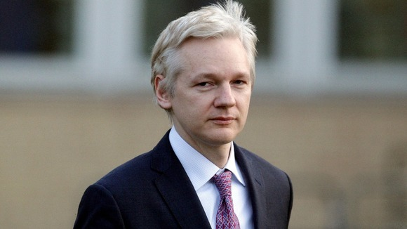 Julian Assange Ecuador