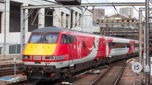RMT to vote on strike action over Virgin East Coast staff sacking