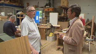 Men in Sheds offers older men an opportunity to engage in practical activities