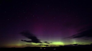 The night sky at Birdoswald
