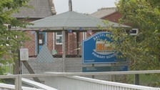 Saltfleetby primary school near Louth is threatened with closure