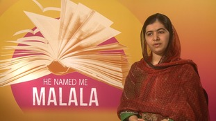 'No-one can stop me': Malala Yousafzai talks to ITV News about her hopes of becoming PM and her new Birmingham accent