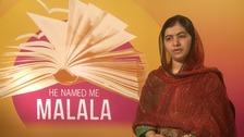 Nobel prize-winner Malala Yousafzai