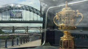 Police warn of another busy Rugby World Cup weekend