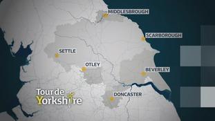 Tour de Yorkshire 2016 host locations announced
