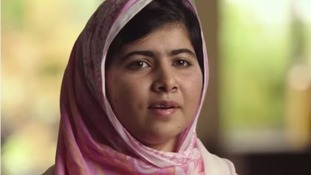 Malala: The normal teenager trying to change the world