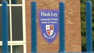 The school remains sealed off as the cause of the gas scare is investigated