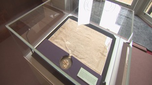 Magna Carta exhibition in Faversham