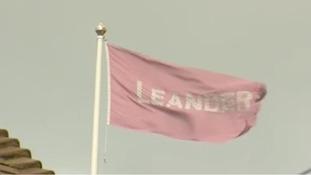 Leander Club flag