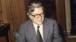 Former Chancellor Lord Geoffrey Howe dies, aged 88