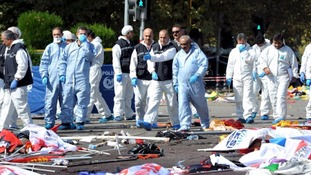 'Strong evidence' of two suicide bombers in Turkey attack