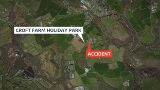 Man dies after crashing into hedge