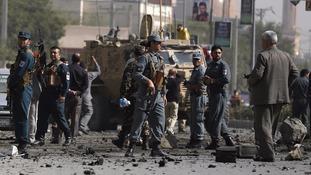 Google Maps Kabul