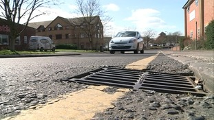 Over 600 drain covers stolen