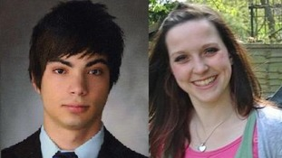 Victims Tibor Vass and Alice Adams.