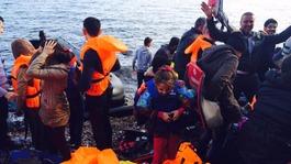 #SeekingRefuge: Lesbos' on-going battle to tackle refugee crisis