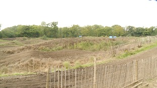 The Moto X track in Besthorpe, near Attleborough