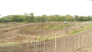 The Moto X track in Besthorpe, near Attleborough