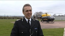 Acting Chief Constable Sean Sawyer