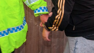 Eight arrests after police drug raids