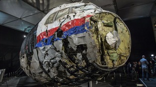 MH17 report finds plane hit by Russian-made missile