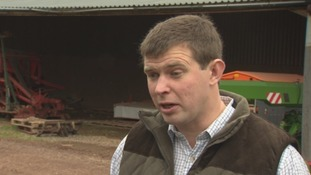 Isa Middlemass of Collielaw Farm thinks the anaerobic digester could be a good idea