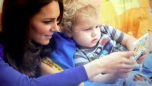 Mackenzie Cackett met the Duchess of Cambridge before his death in 2012.