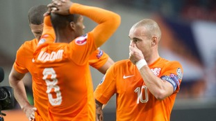 Euro 2016 Qualifying round-up: Holland miss out