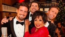 Shirley Bassey and Blake