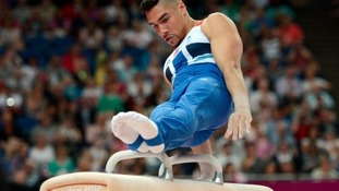 Olympic medallist Louis Smith to be welcomed home to Peterborough