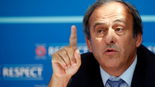 Uefa will meet today to discuss a plan of action after Michel Platini's ban.