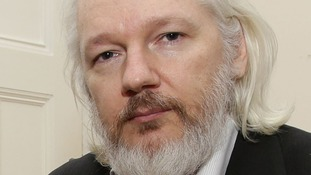 WikiLeaks founder Julian Assange requests brief embassy exit for MRI scan