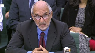 Former Kids Company chairman of trustees Alan Yentob