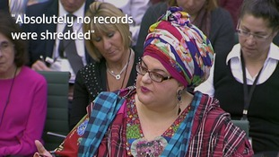 Camila Batmanghelidjh, founder of charity Kids Company.