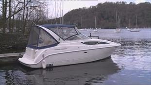 Matthew Eteson's boat