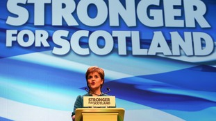 Nicola Sturgeon rejects second Scottish independence referendum - for now