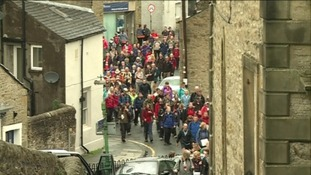 Thousands of walkers raise money for charity
