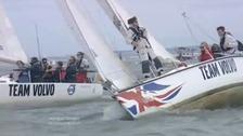 Cowes Week - sailing on water