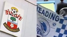 Saints & Royals flags
