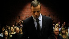 Oscar Pistorius' prison release date has been set for October 20