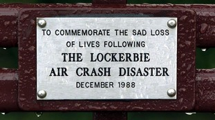 The Lockerbie air crash disaster